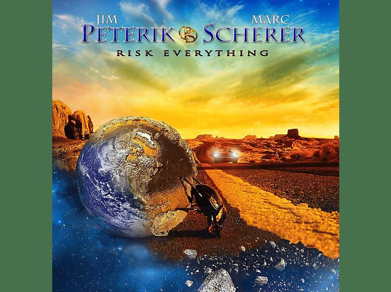 Jim Peterik;Marc Scherer - Risk Everything [CD]