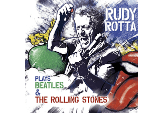 Rudy Rotta - Plays Beatles & Rolling Stones - (CD)