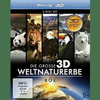 Die große Weltnaturerbe Edition [3D Blu-ray]