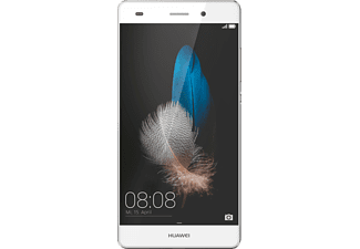 HUAWEI P8 Lite 16 GB Weiß/Gold Dual SIM
