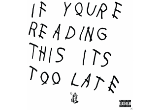 Drake - If You're Reading This It's Too Late - (CD)