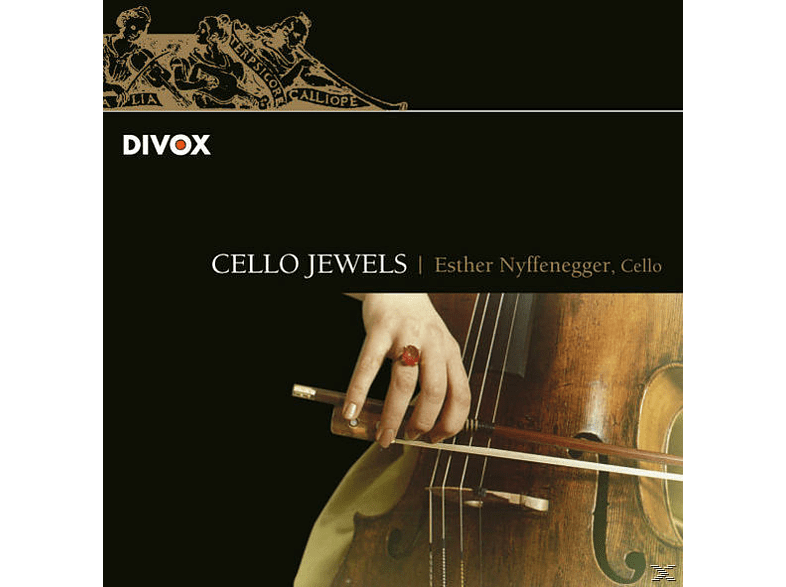 Gerard Wyss, Esther Nyffenegger - Cello Jewels-Essential Cello Chamber Works [CD]