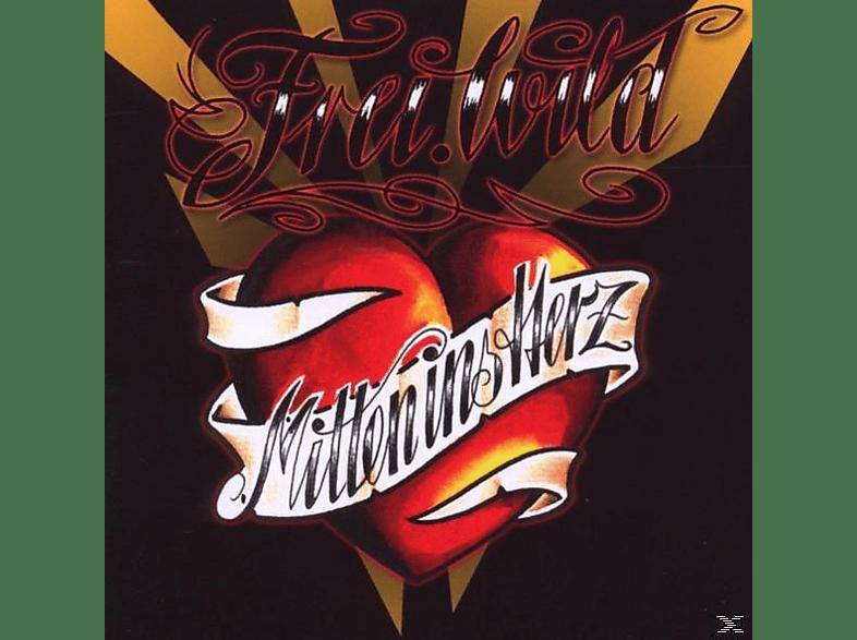Frei.Wild - Mitten Ins Herz [CD]