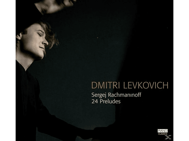 Dmitri Levkovich - Complete Preludes [CD]