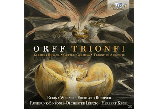 Royal Symphony Orchestra London - Trionfi - (CD)