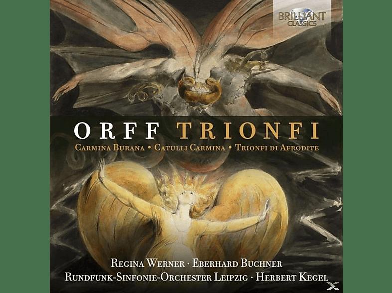 Royal Symphony Orchestra London - Trionfi [CD]