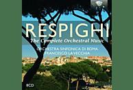 Orchestra Sinfonia Di Roma, Francesco La Veccia - Complete Orchestral Music [CD]