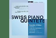 Ensemble Il Trittico - Schweizer Klavierquintette [CD]