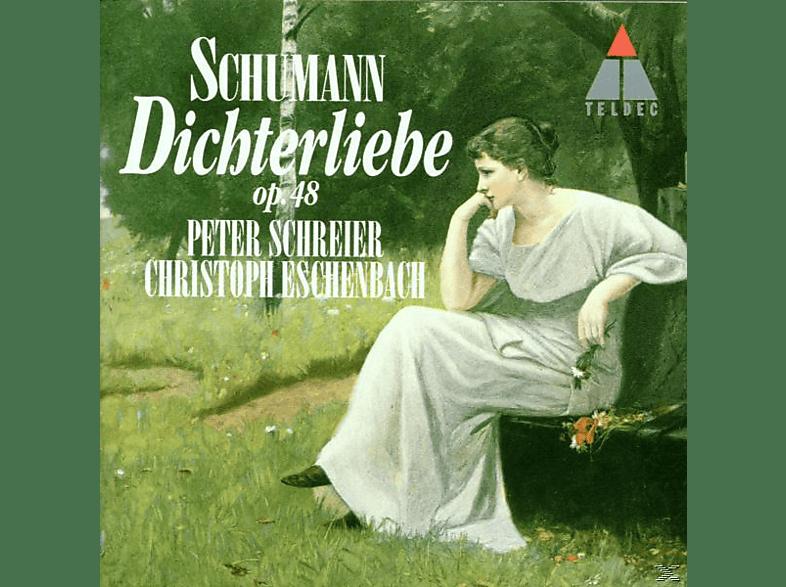 Christoph Eschenbach, Schreier - Dichterliebe Op.48 [CD]
