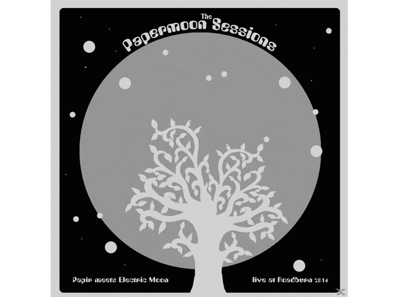 Papir Meets Electric Moon - The Papermoon Sessions-Live At Ro [CD]