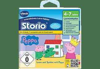 VTECH 80-233404 Storio 2 + 3 - Peppa Wutz