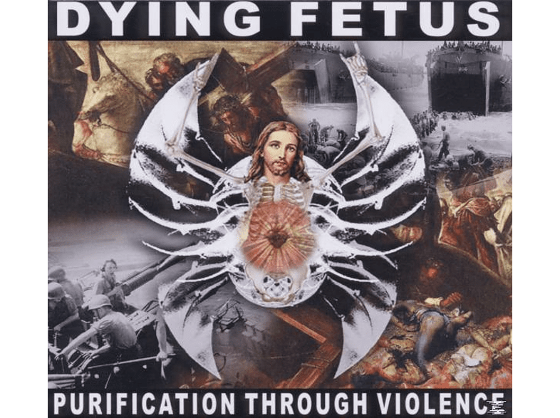 Dying Fetus - Purification Through Violence [CD]