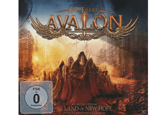 Timo Tolkki's Avalon - The Land Of New Hope - Deluxe Edition (CD + DVD)