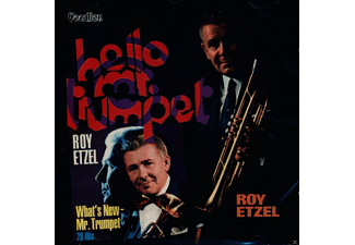 Roy Etzel - What's New-Mr.Trumpet & Hello Mr. Trumpet - (CD)