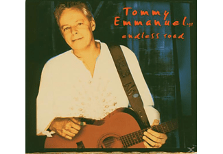 Tommy Emmanuel - Endless Road - (CD)