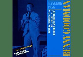 Benny Goodman - BANGKOK 1956  - (CD)