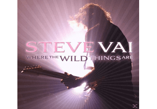 Steve Vai - Where The Wild Things Are  - (CD)