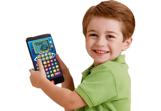 VTECH 80-169204 Smart Kids Tablet, Schwarz