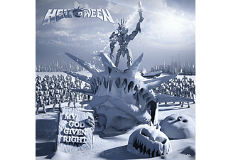 Helloween - My God-Given Right - (Vinyl)