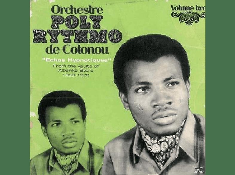 Orchestre Poly-rythmo De Cotonou - ECHOS HYPNOTIQUES [Vinyl]