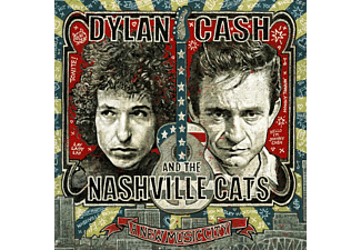 Johnny Cash, Bob Dylan, Nashville Cats - Dylan, Cash, And The Nashville Cats: A New Music C - (CD)