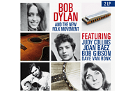 Bob Dylan, Joan Baez, Judy Collins, Bob Gibson, Dave Van Ronk - Bob Dylan And The Folk Movement [Vinyl]