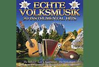 VARIOUS - Echte Volksmusik-20 Instrume [CD]