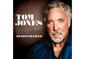 Tom Jones - Greatest Hits-Rediscovered [CD]