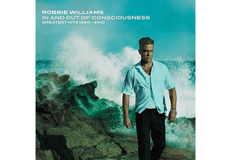 Robbie Williams - In And Out Of Consciousness - (CD)