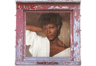 Dionne Warwick - FINDER OF LOST LOVERS  - (CD)