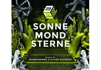 VARIOUS - Sonne Mond Sterne X9  - (CD)
