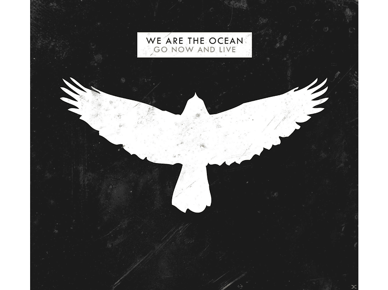 We Are The Ocean - Go Now And Live (Deluxe Edition-Incl. Live Bonus-Cd) [CD]