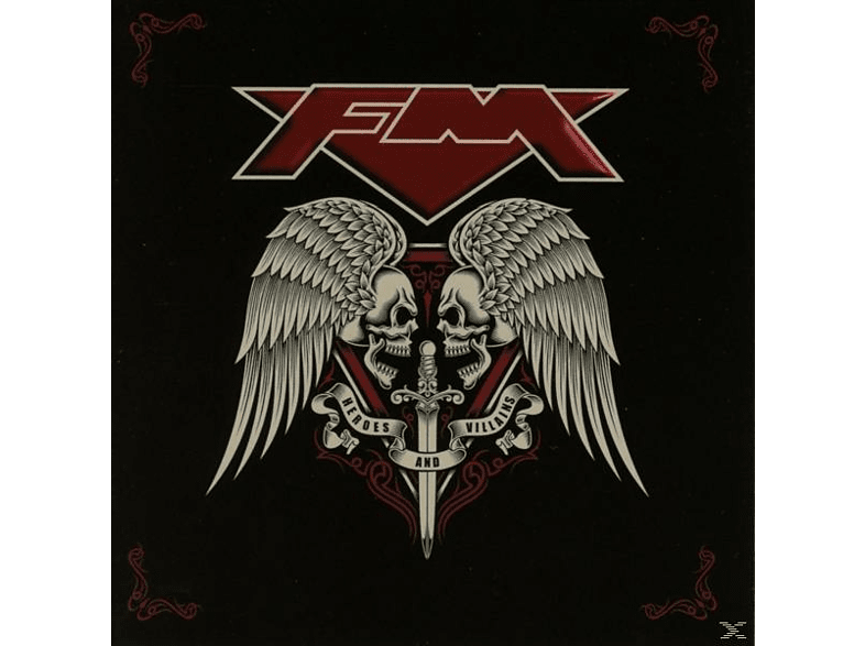 FM - Heroes And Villains [CD]