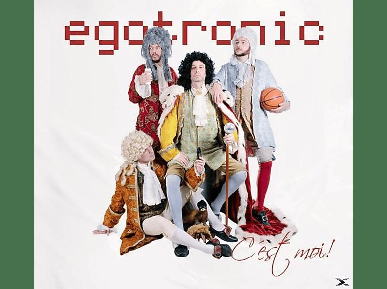 Egotronic - Egotronic, C'est Moi [CD]