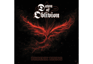 Dawn Of Oblivion - Phoenix Rising - (CD)