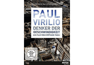 Paul Virilio - Denker der Geschwindigkeit DVD