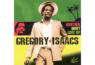 Gregory Isaacs - Brother Don't Give Up (CD)