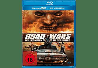 Road Wars - Willkommen in der Hölle 3D Blu-ray (+2D)