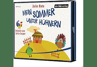 - Mein Sommer unter Hühnern  - (CD)