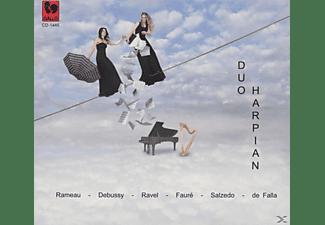 Duo Harpian - Duo Harpian-Musik für Harfe und Klavier  - (CD)