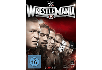 WWE WrestleMania 31 - (DVD)