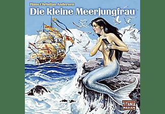 Hans Christian Andersen - Die Kleine Meerjungfrau  - (CD)