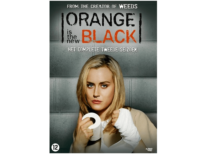 Orange is the New Black - Seizoen 2 - DVD