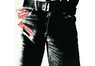 The Rolling Stones - Sticky Fingers (Ltd Deluxe Boxset) - (CD + DVD Video)