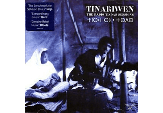 Tinariwen - The Radio Tisdas Sessions - (CD)