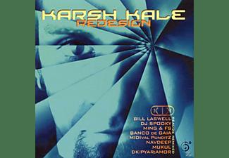 Karsh Kale - Redesign: Realize Remixed  - (CD)