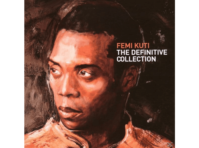 Femi Kuti - THE DEFINITIVE COLLECTION [CD]