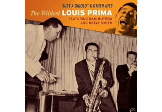 Louis Prima - JUST A GIGOLO And OTHER..  - (CD)