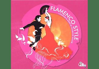 VARIOUS - Flamenco Style  - (CD)