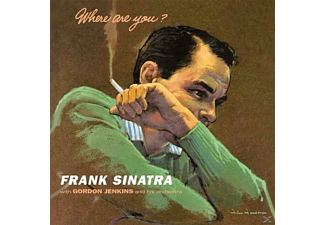 Frank Sinatra - WHERE ARE YOU?  - (CD)
